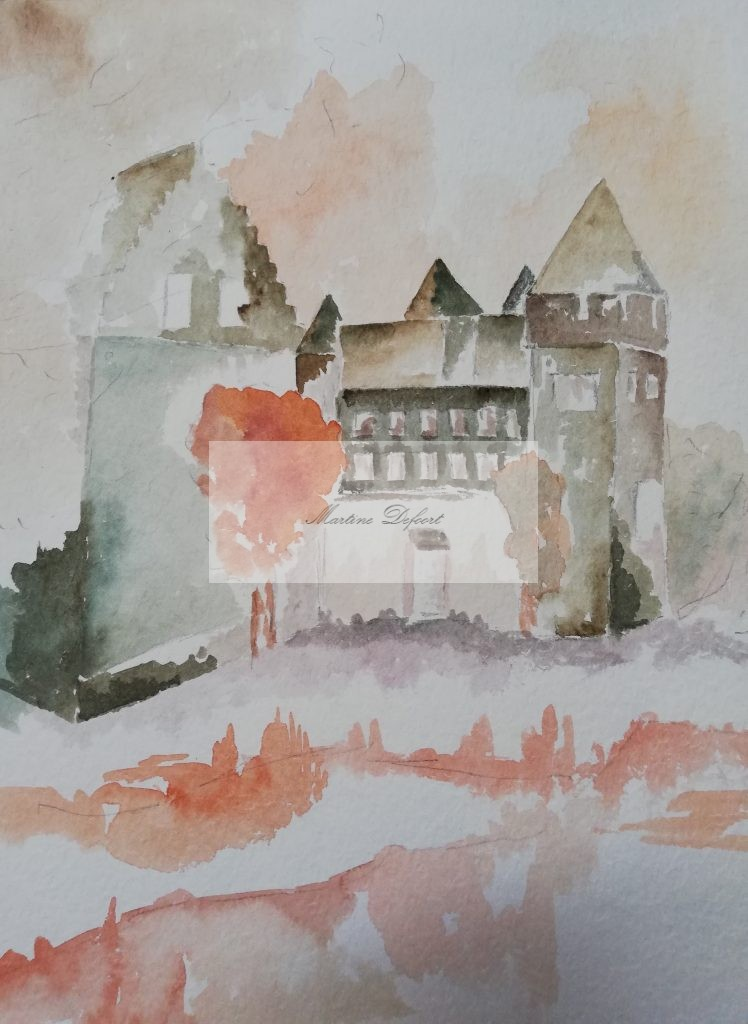 Kasteel in Limburg